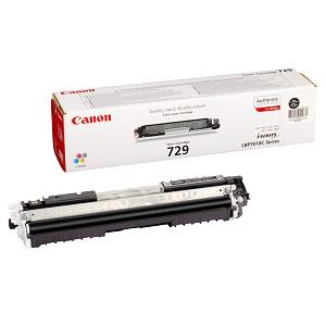 Картридж Canon 729 Bk