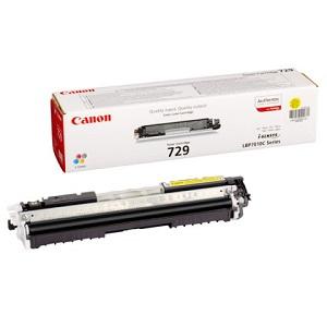Картридж Canon 729 Y