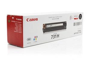 Картридж Canon 731H BK